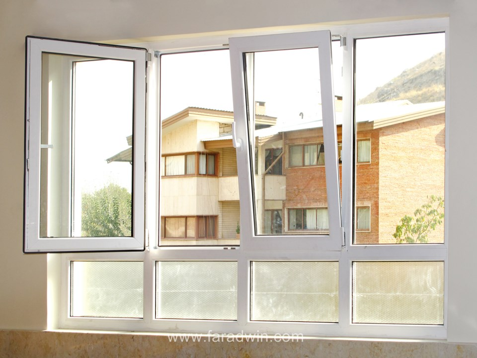 تعویض پنجره دو جداره (۲)