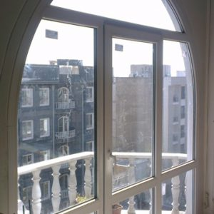 پنجره دوجداره بلوار فردوس