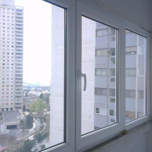 تعویض پنجره قدیمی برجهای هرمزان.۵