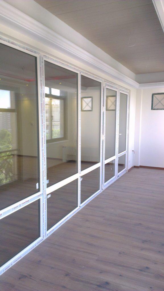 تعویض پنجره دوجداره - پروژه نیاوران2
