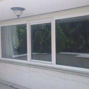 تعویض پنجره دوجداره- پروژه پاسداران3