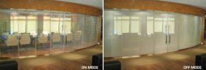 شیشه های هوشمند switchable.1