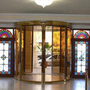 هتل شهرمیرزاد