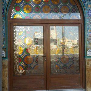 حسینیه مومن آباد