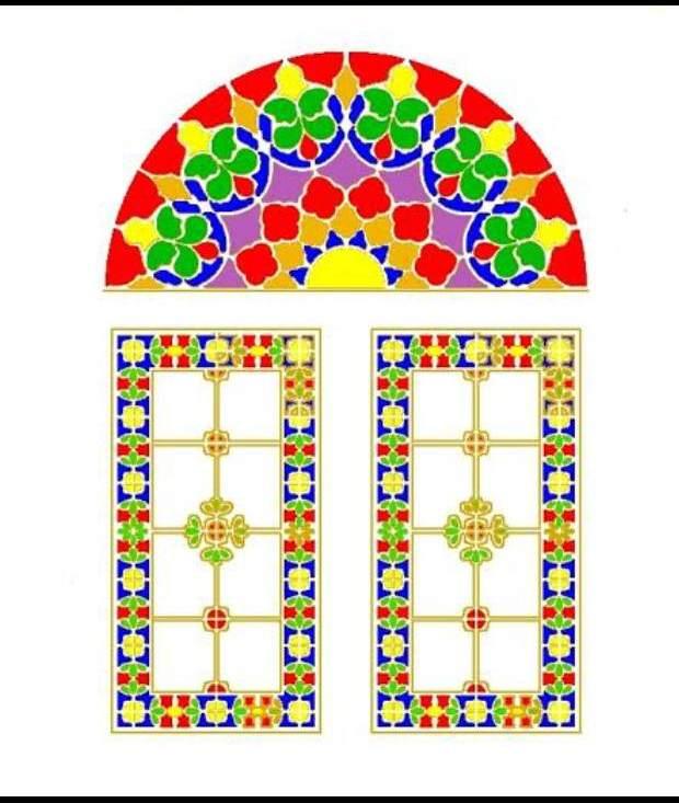 پنجره ارسی (۳)
