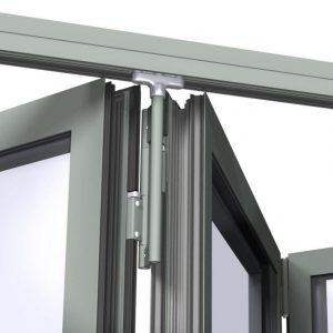 پنجره ترمال بریک آکاردئونی ۴