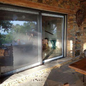 پنجره ترمال بریک لیفت ۳