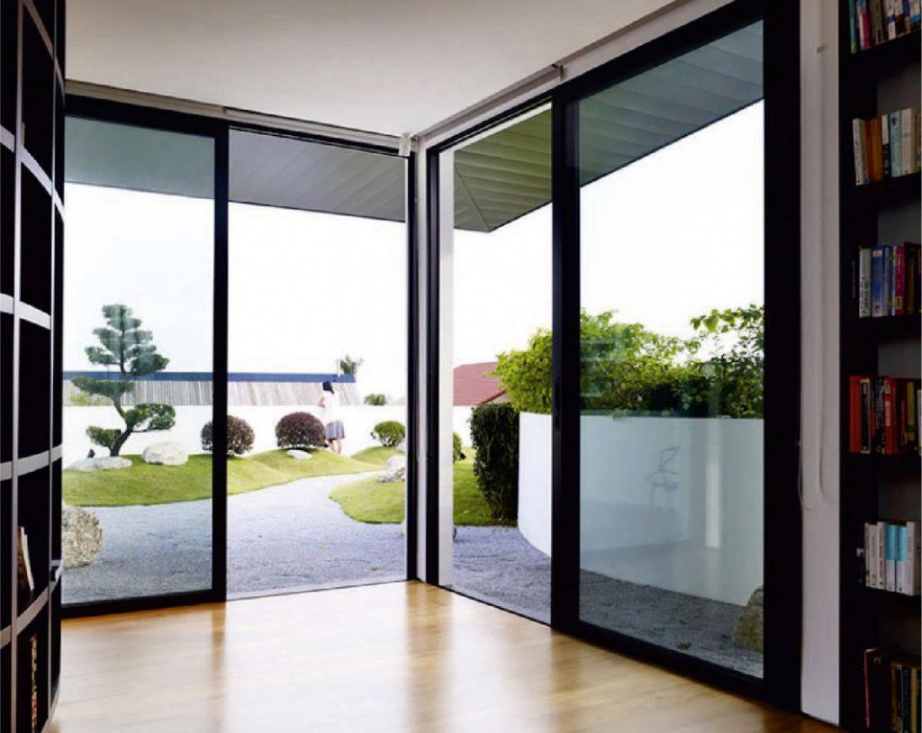 پنجره ترمال بریک لیفت ۴