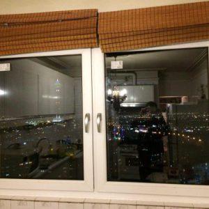 پنجره دوجداره  برج هرمزان