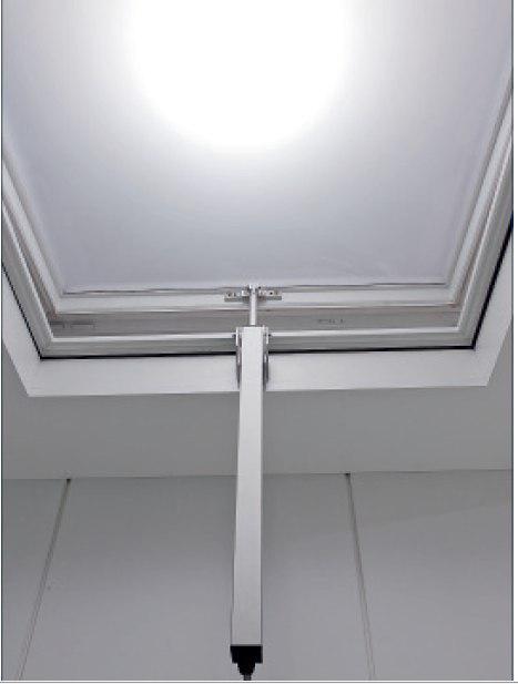 پنجره دوجداره برقی