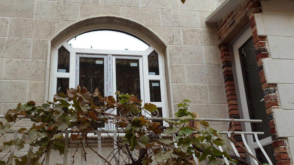 پنجره دوجداره دیباجی ۱