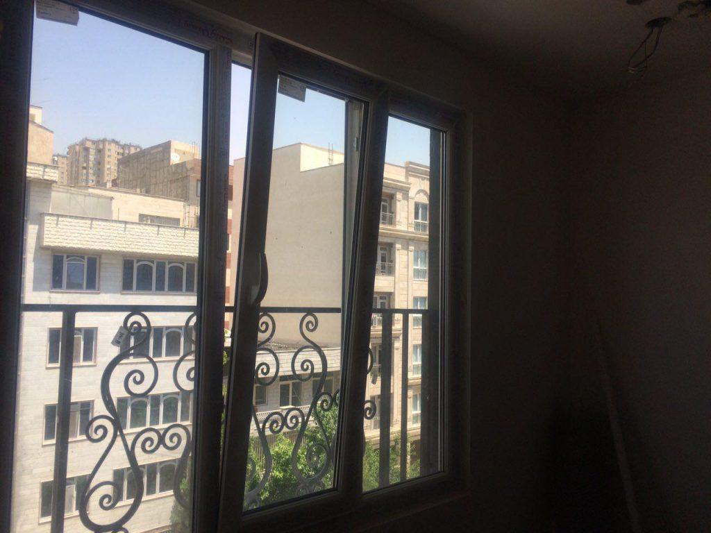 پنجره دوجداره سعادت آباد
