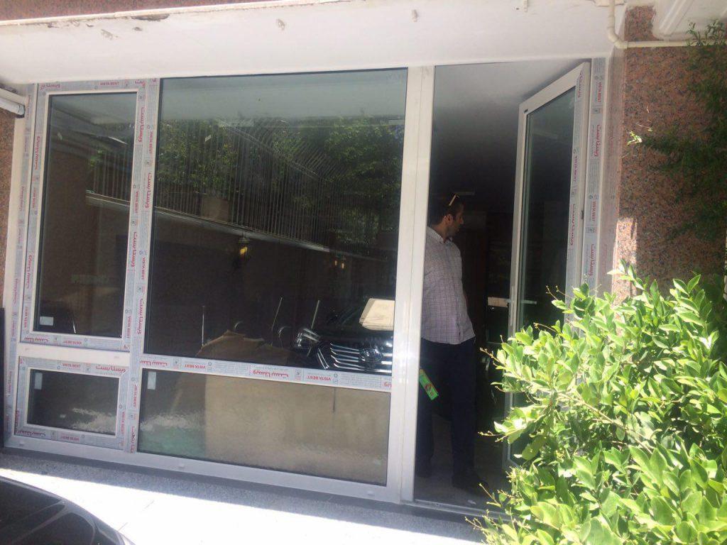 پنجره دوجداره شیخ بهایی