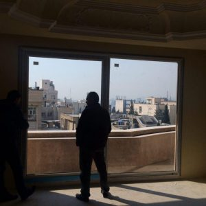 پنجره دوجداره پاسداران ۷