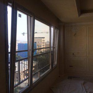 پنجره دوجداره پاسداران ۹