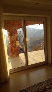 پنجره دو جداره 222