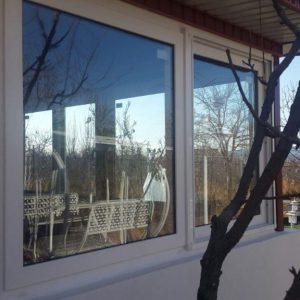 پنجره دو جداره ۵۵۴۵۴۵