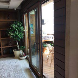 پنجره فولکس واگنی زعفرانیه ۲