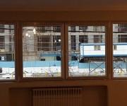 پنجره دوجداره- پروژه سعادت آباد