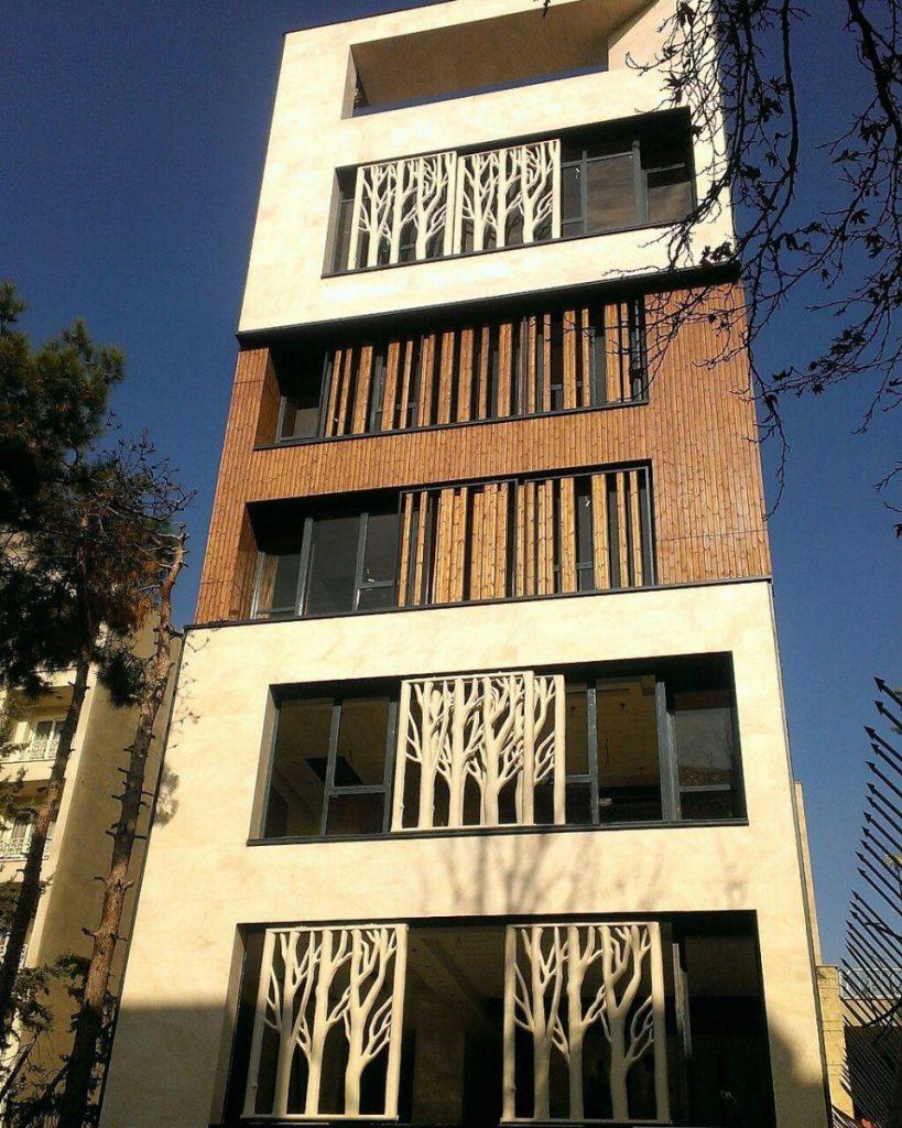 پنجره دوجداره- خیابان زمرد
