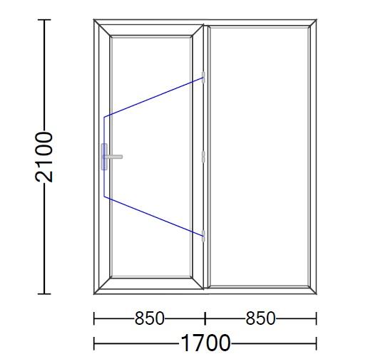 محاسبه آنلاین قیمت پنجره دوجداره